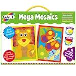 Креативен комплект GALT Голям комплект с мозайки по номера