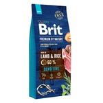 Brit Premium Sensitive Lamb & Rice - 15kg