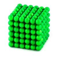 Zanox képességfejlesztő játék, Neocube 216 mágneses golyók, fluoreszkáló, 5mm