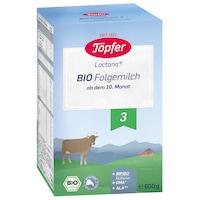 Formula de lapte praf Topfer Bio 3, 600 g, de la 10 luni