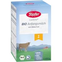 Formula de lapte praf Topfer Bio 1, 600 g, de la nastere