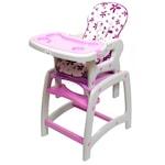 Стол за хранене Juju Eat & Play, Лилав