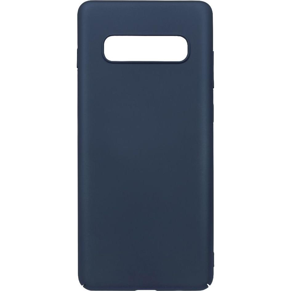 Fotografie Husa de protectie Just Must Uvo pentru Samsung Galaxy S10 Plus G975, Albastru