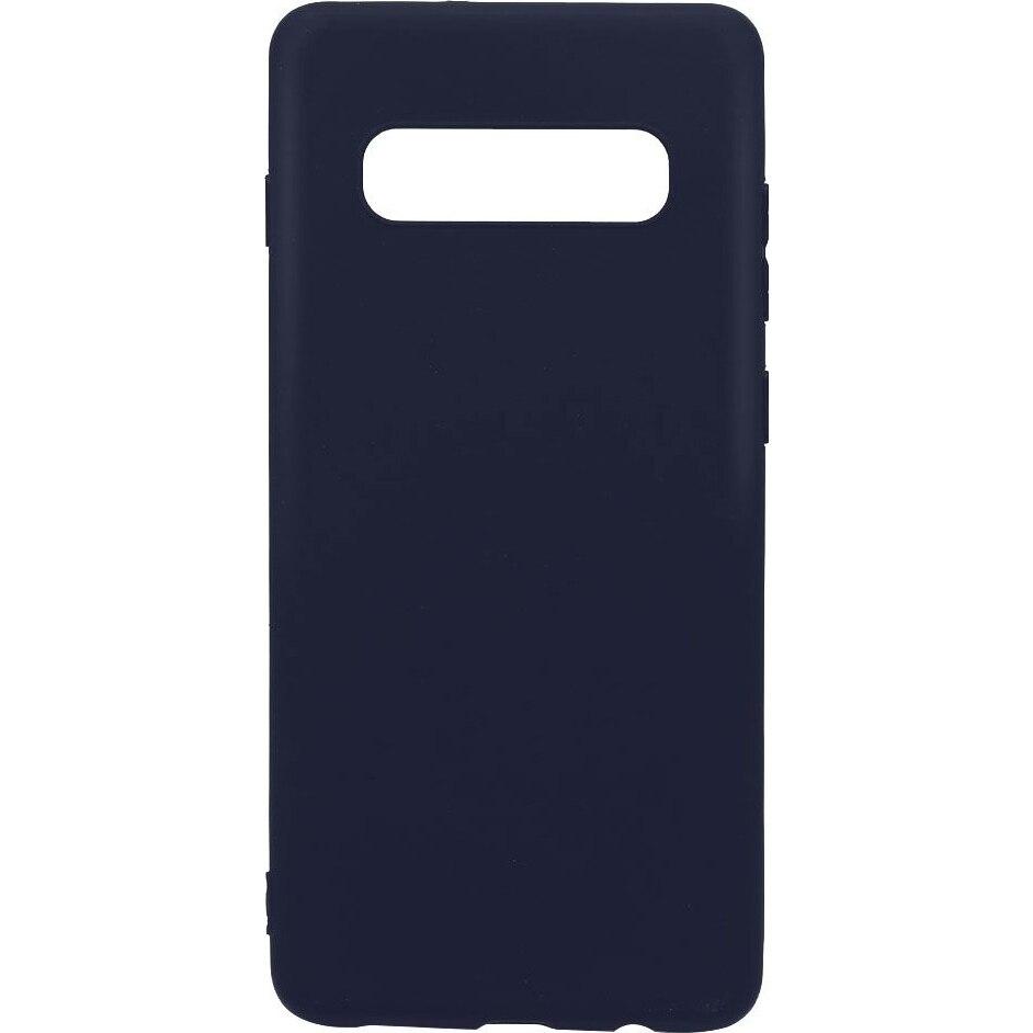 Fotografie Husa de protectie Just Must Candy pentru Samsung Galaxy S10 Plus G975, Albastru