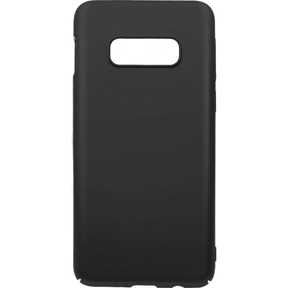 Fotografie Husa de protectie Just Must Uvo pentru Samsung Galaxy S10e G970, Negru