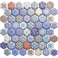 mozaic sticla leroy merlin