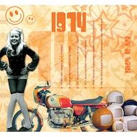 CD картичка с хитове от 1974 година