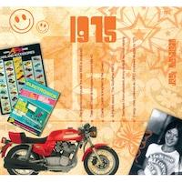CD картичка с хитове от 1975 година