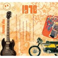 CD картичка с хитове от 1976 година