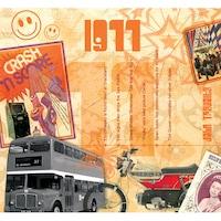 CD картичка с хитове от 1977 година