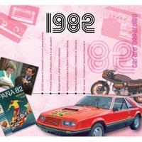 CD картичка с хитове от 1982 година