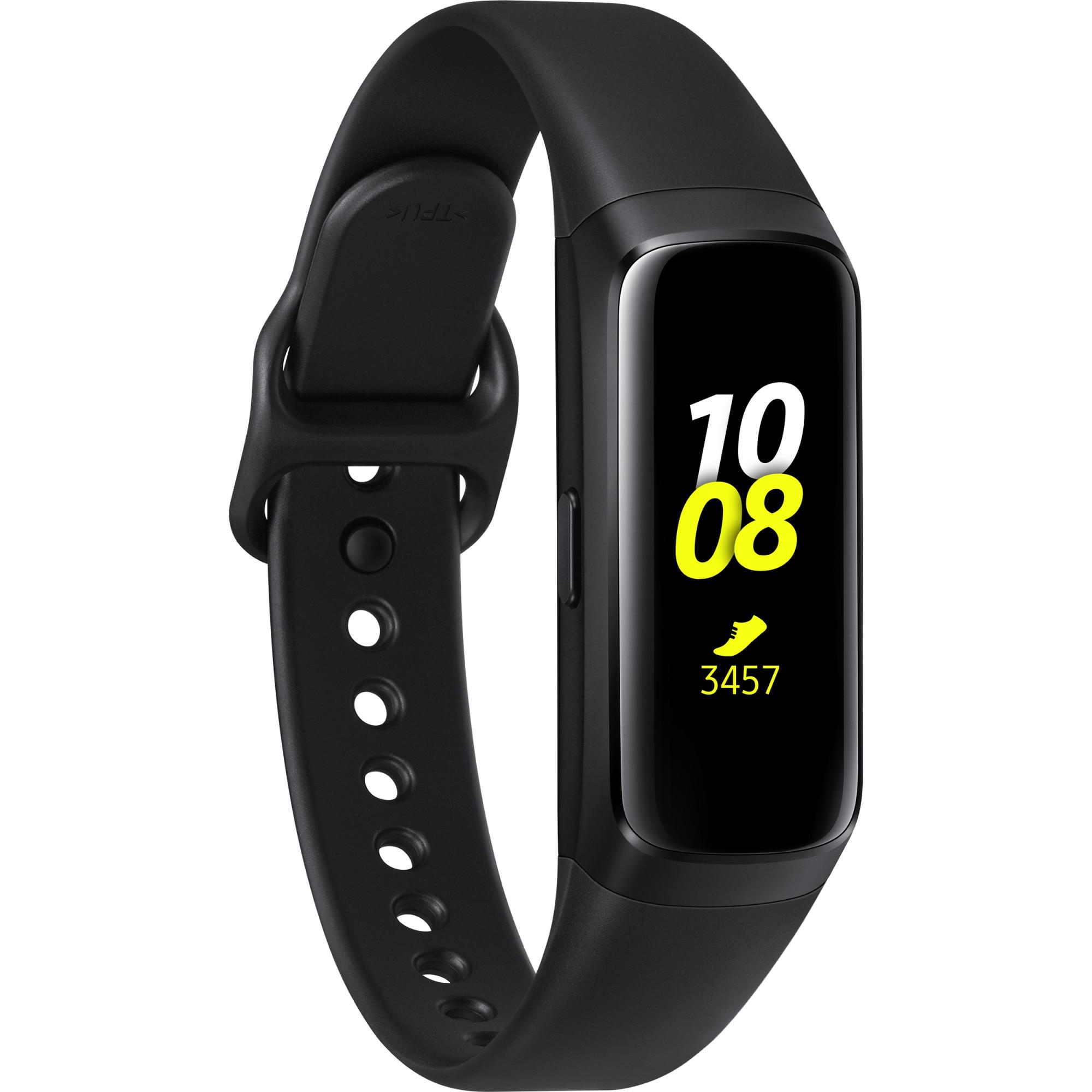 Fotografie Bratara fitness Samsung Galaxy Fit, Black