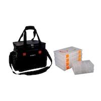 Чанта Savage Gear 6-Pro Box System, L
