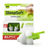 Alpine SleepSoft füldugó, alváshoz, tanuláshoz