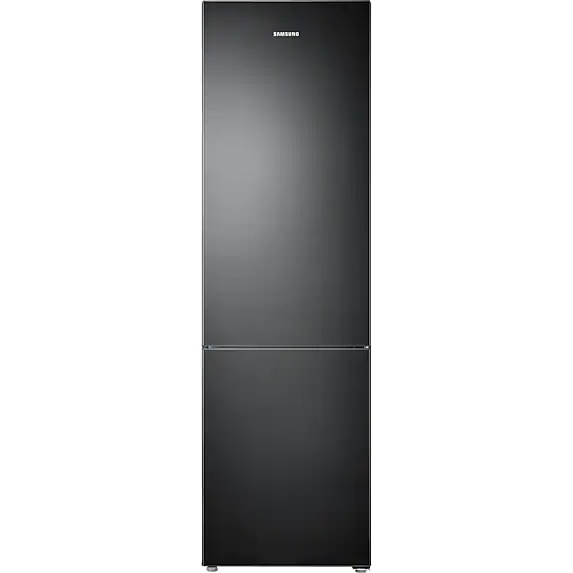 Fotografie Combina frigorifica Samsung RB37J501MB1/EF , 353 l, Clasa A+++, Full No Frost, Compresor Digital Invertor, All Around Cooling, SpaceMax Technology, H 201 cm, Antracit