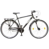 Csepel Spring 100 N3 férfi trekking kerékpár - fekete - 19
