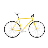 Csepel Royal 3* férfi fixi kerékpár - sárga - 52 cm