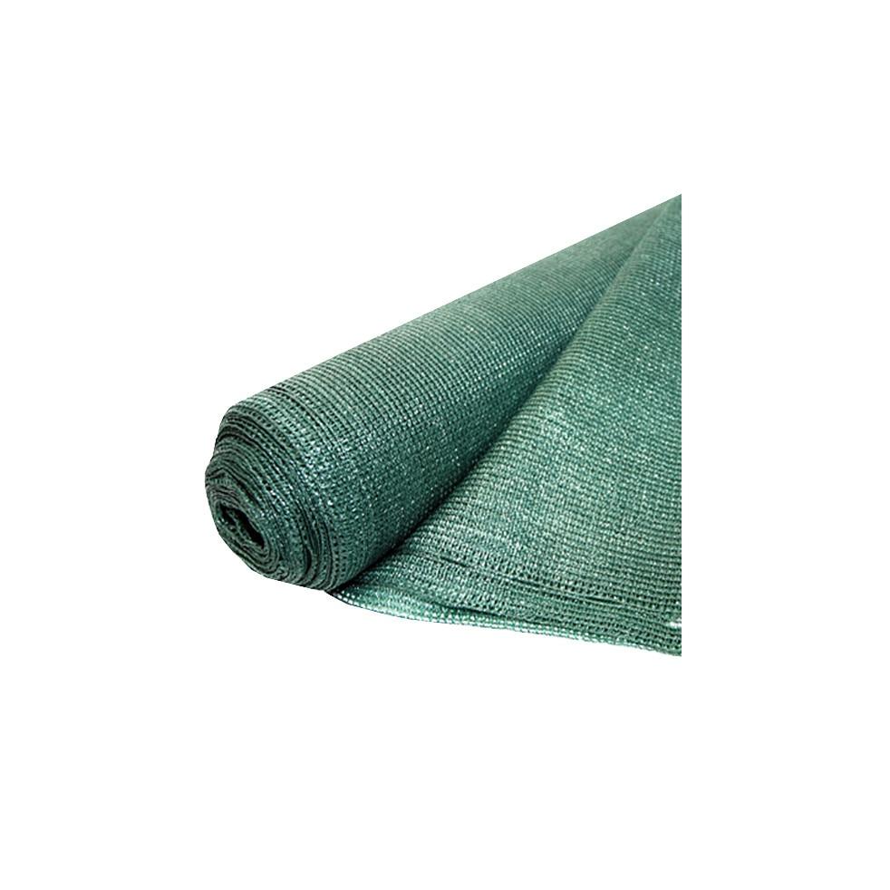 Fotografie Plasa umbrire verde, Evotools, HDPE-UV, latime 2 m, lungime 20 m, grad umbrire 95%