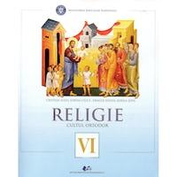 Religie cultul ortodox manual pentru clasa a VI-a, autor Cristian Alexa, autor Dragos Ionita