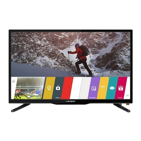 "Телевизор Crown 2433T2, 24"" (61.44 cm)"
