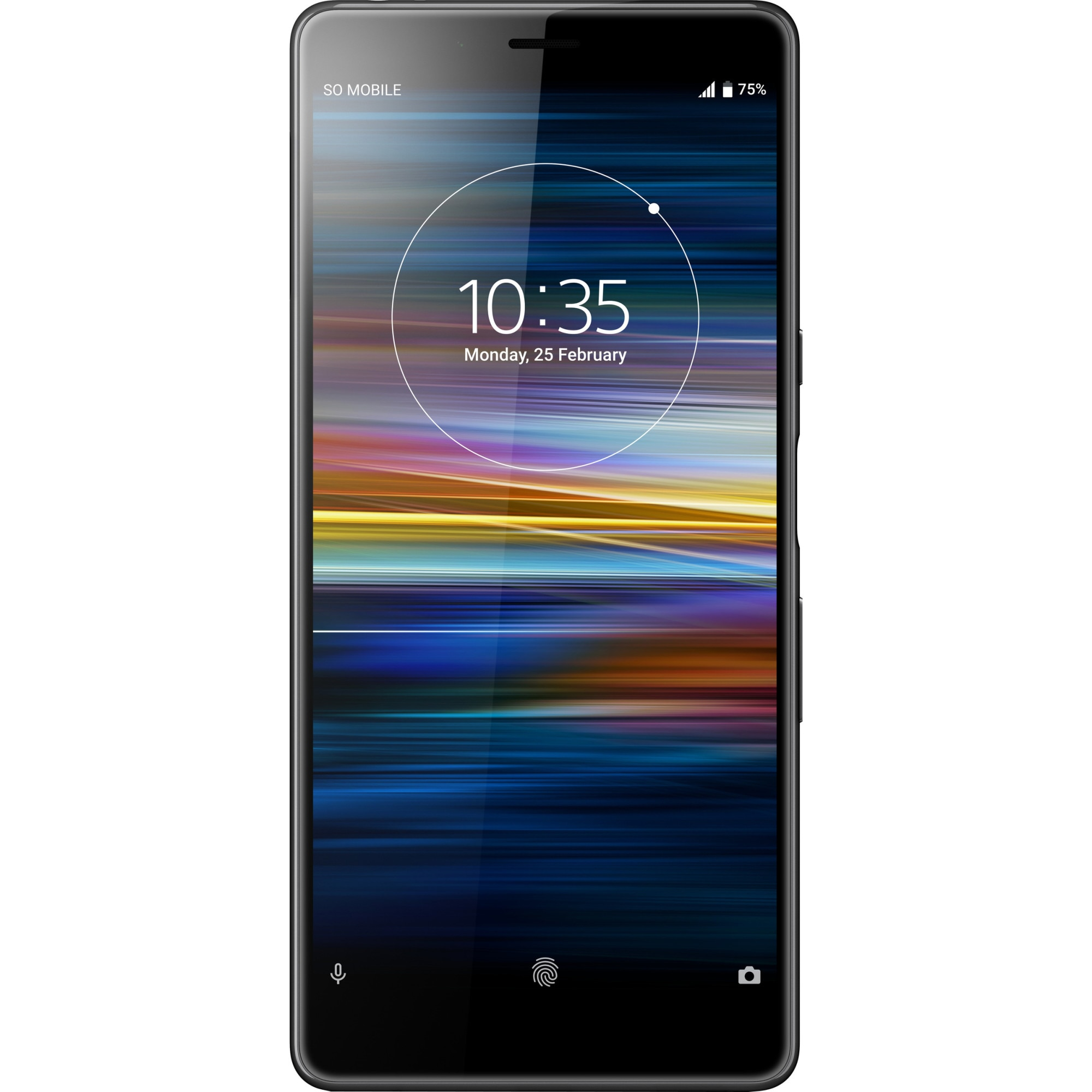 Fotografie Telefon mobil Sony Xperia L3, Dual SIM, 32GB, 4G, Negru