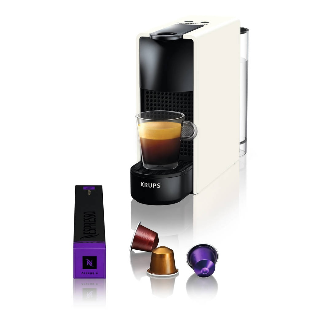 KRUPS XN111110 ESSENZA MINI + AEROCCINO Nespresso kávéfőző