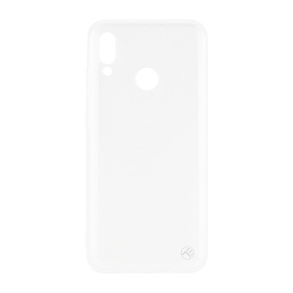 Fotografie Husa de protectie Tellur Silicon pentru Huawei Y7 2019, Transparent