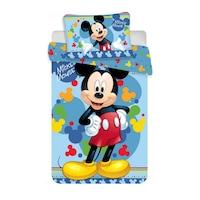 Disney Mickey ovis ágyneműhuzat póz 100x135cm 40x60cm