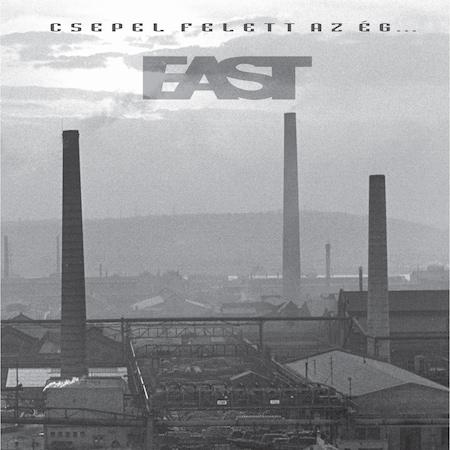 East - Csepel felett az ég (CD)