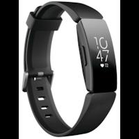 Fitbit Inspire HR aktivitásmérő fekete