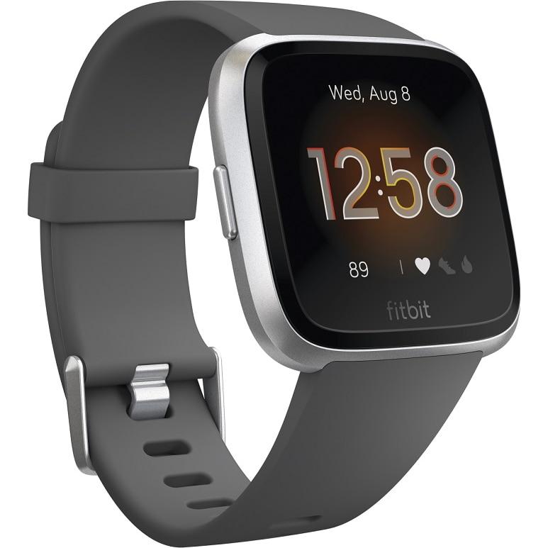 Fotografie Ceas smartwatch Fitbit Versa Lite, Charcoal
