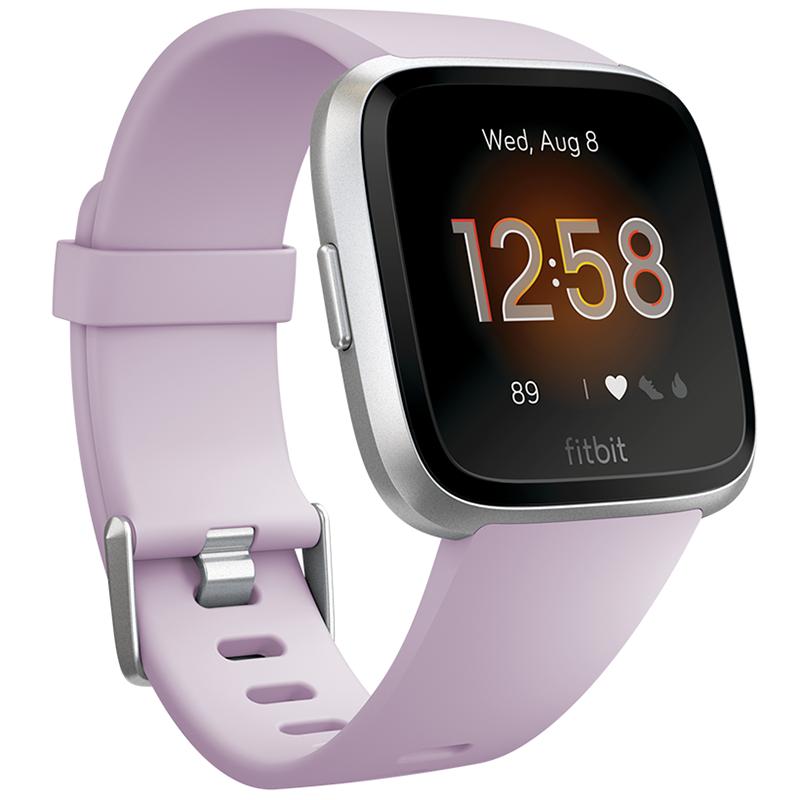 Fotografie Ceas smartwatch Fitbit Versa Lite, Lilac