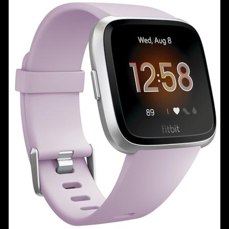 Часовник Smartwatch Fitbit Versa Lite, Lilac