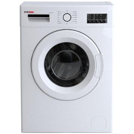Masina de spalat rufe Vision Clean VWM-61000, 1000 RPM, 6 kg, Clasa A++