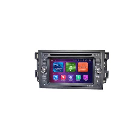 Мултимедия с навигация ZT, за Chevrolet Epica, Rova, Aveo, Captiva, Android 10.1, 4+2+16