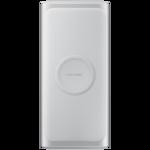 Acumulator extern Samsung Wireless, 10000 mAh, Silver
