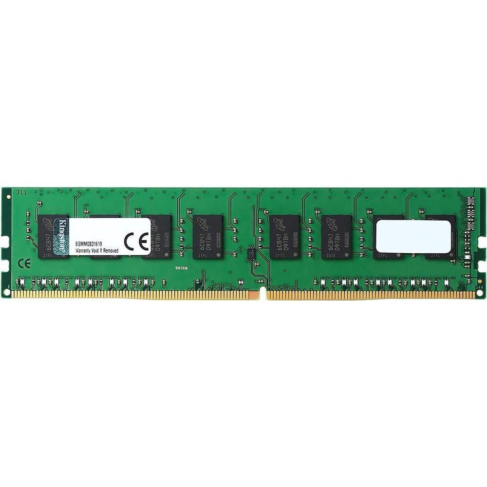 Fotografie Memorie Kingston 4GB DIMM, DDR3, 1600MHz, CL11, 1.35V