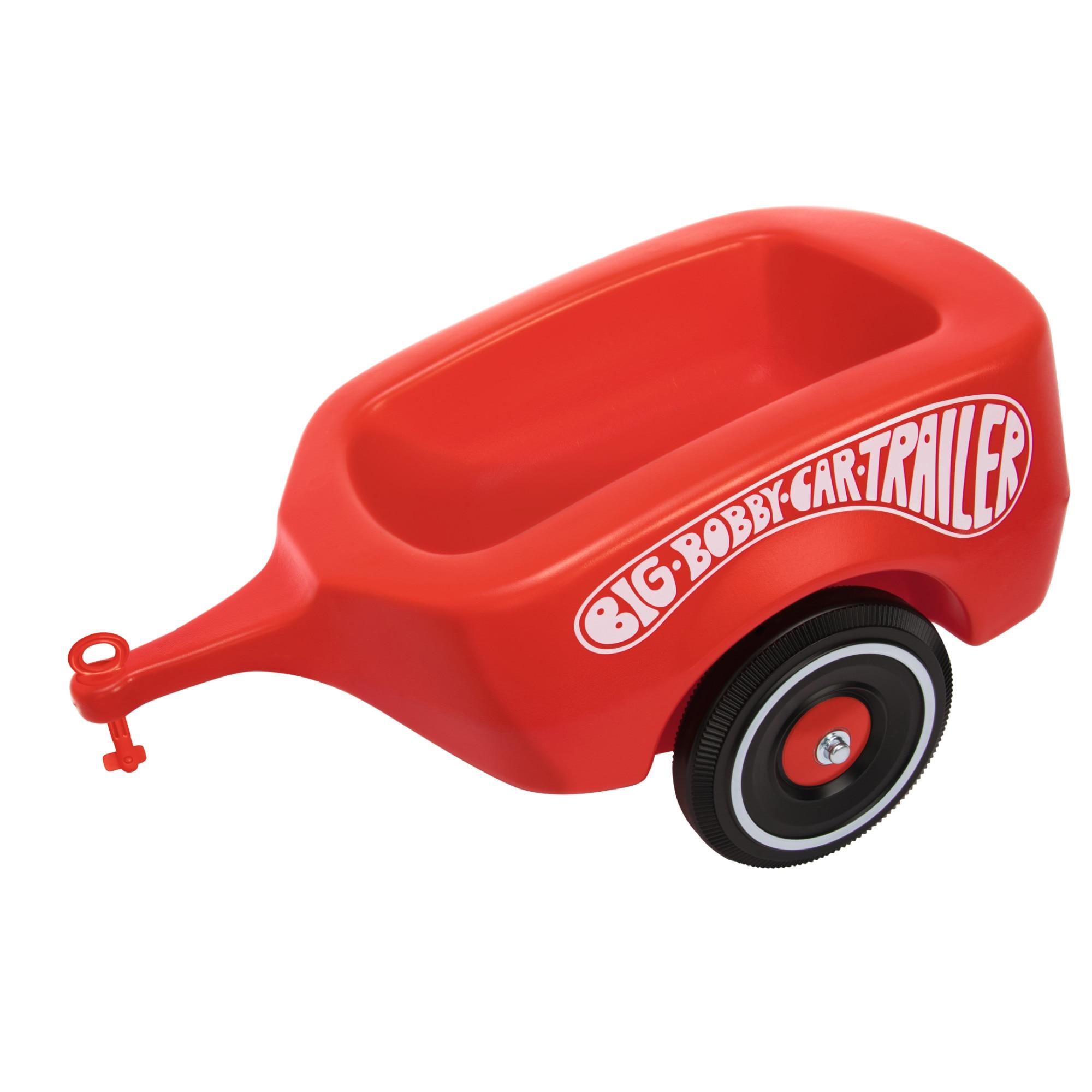 Fotografie Remorca Bobby Car - Classic, rosie