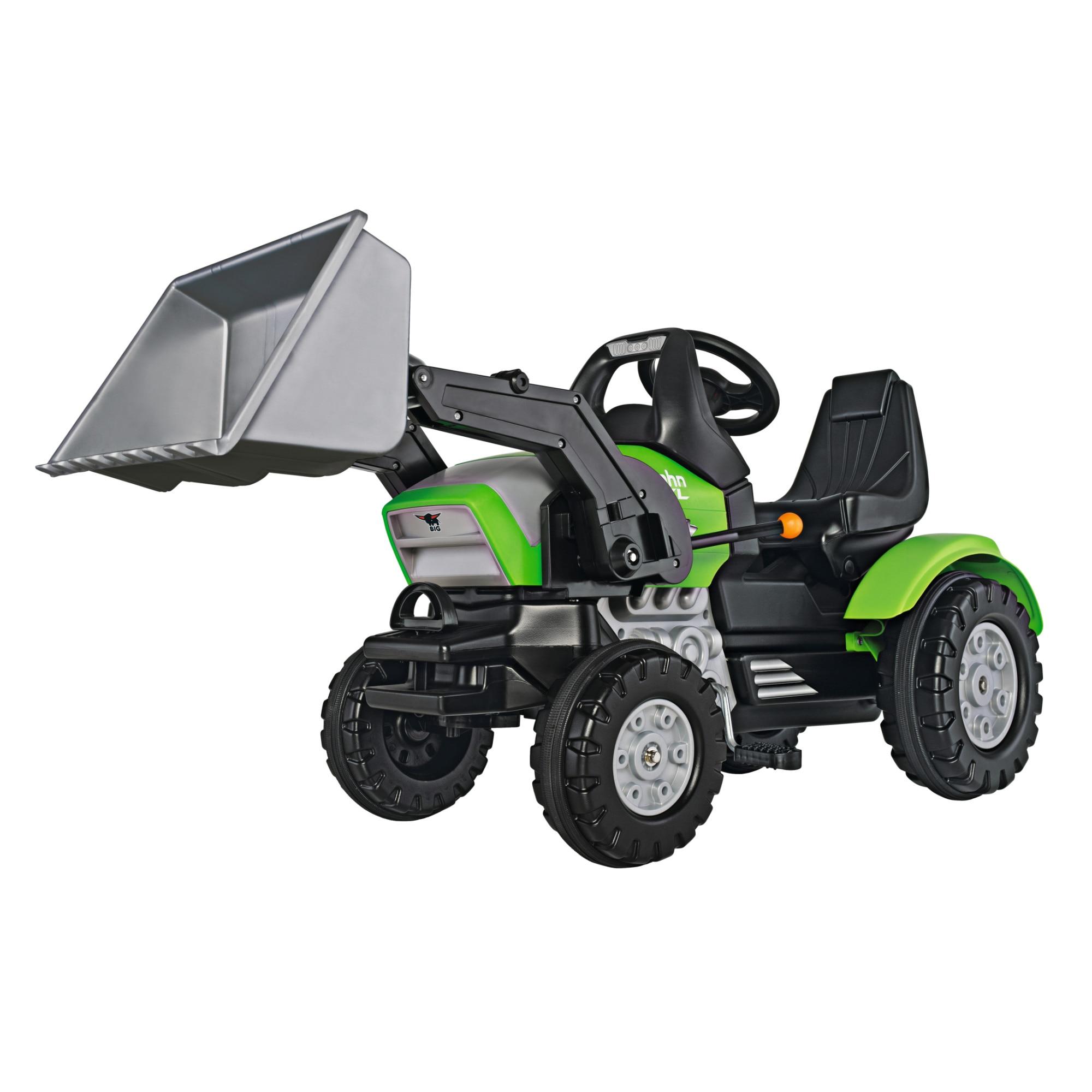 Fotografie Tractor cu pedale Big - John XL Loader