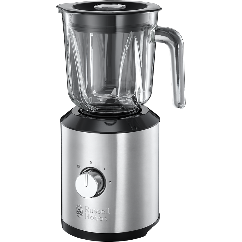 Fotografie Blender Russell Hobbs Compact Home 25290-56, 400 W, 1 L, Design compact, Inox