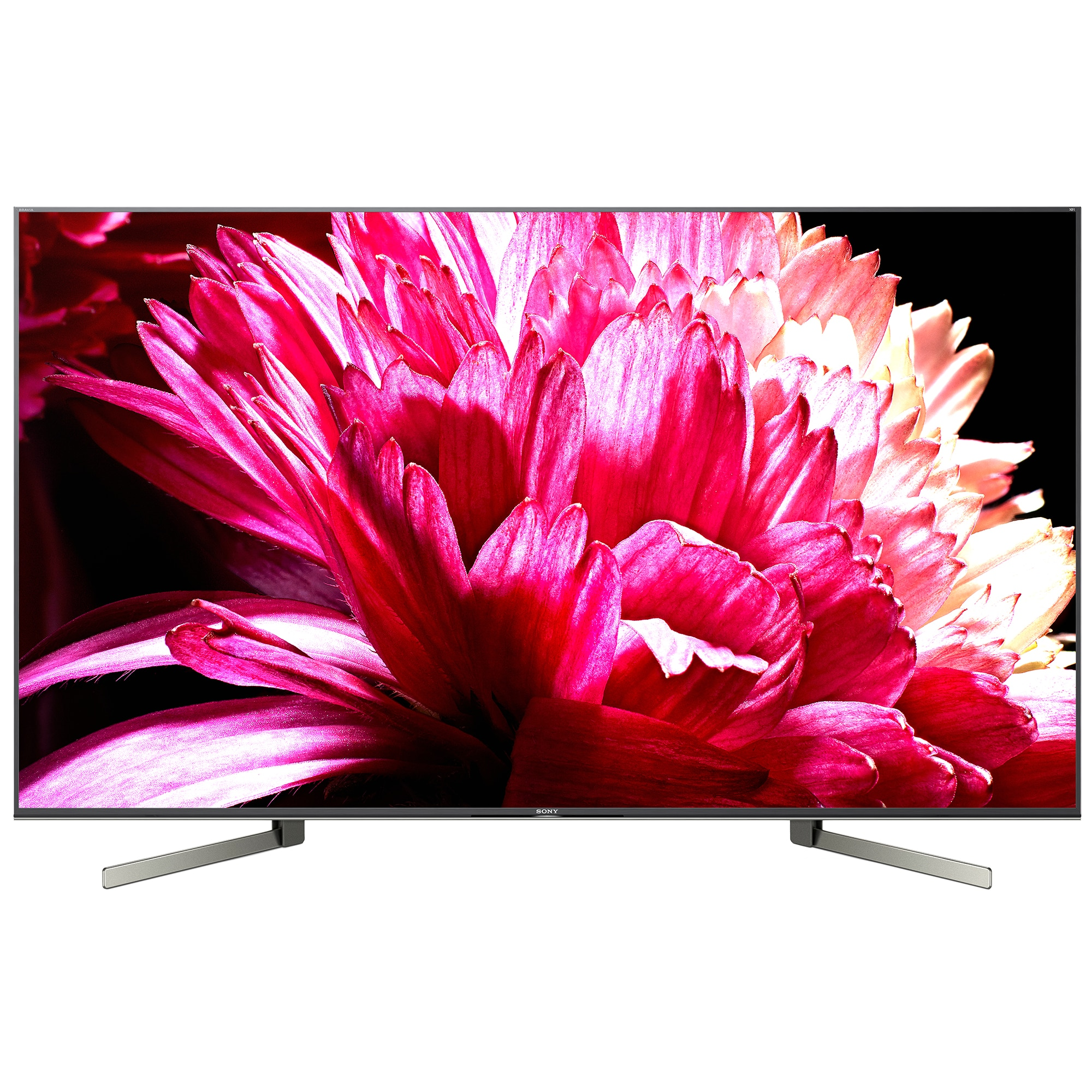 Fotografie Televizor Smart Android LED Sony BRAVIA, 138.8 cm, 55XG9505, 4K Ultra HD, Clasa B