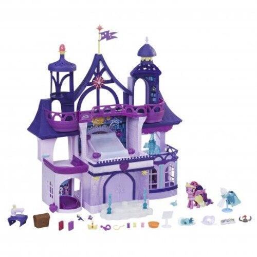 Hasbro My Little Pony E1930 Szikra varázslat Iskola 28LQHa
