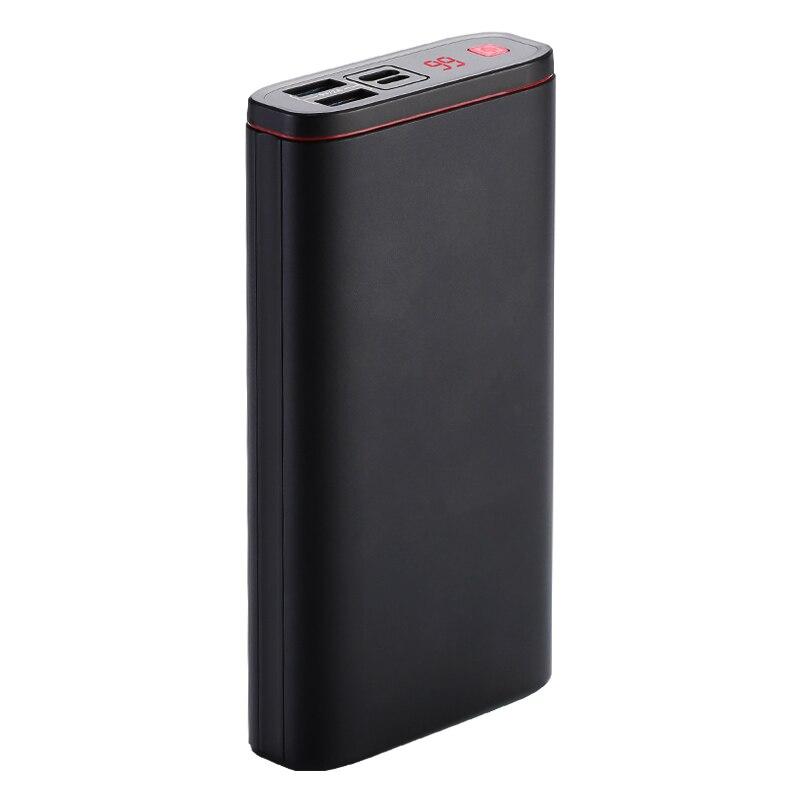 Fotografie Acumulator extern Joyroom Polymer D-M190 PLUS, 20000 mAh, USB Type C, Black