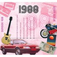 CD картичка с хитове от 1988 година