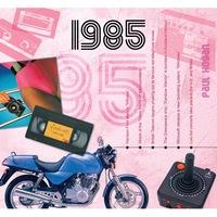 CD картичка с хитове от 1985 година