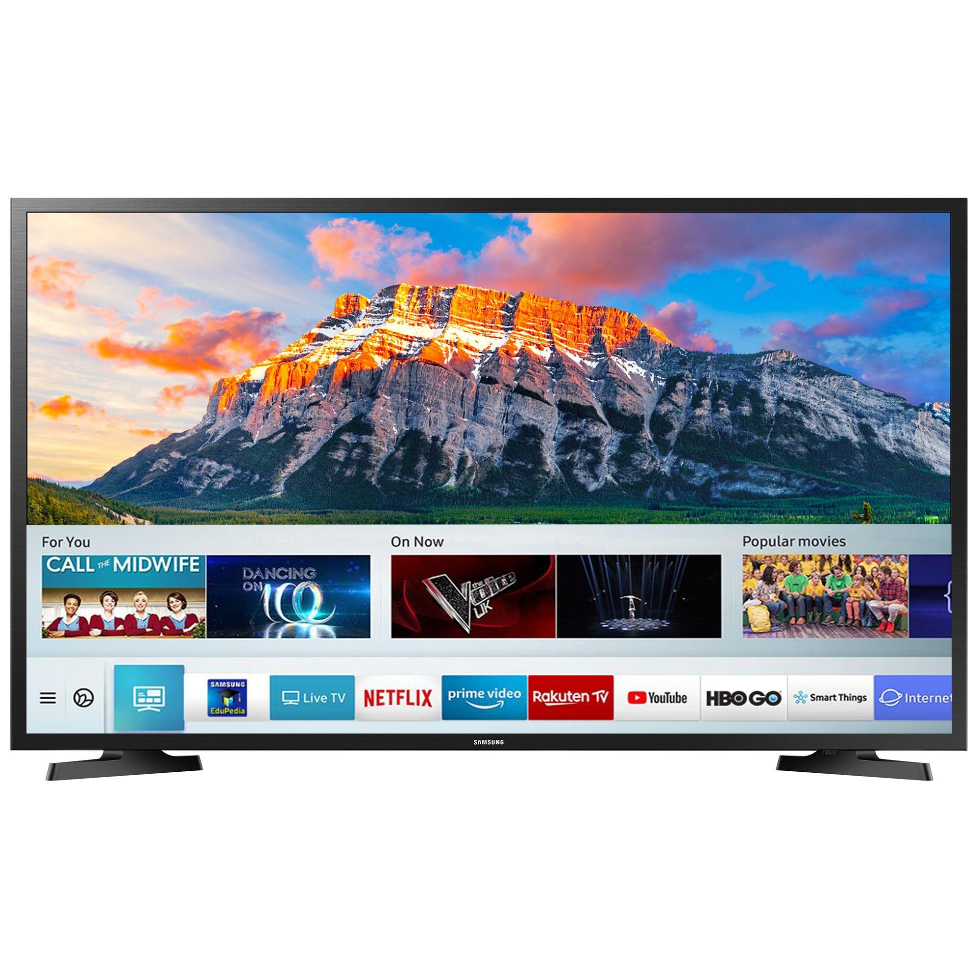 Fotografie Televizor LED Smart Samsung, 80 cm, 32N5302, Full HD