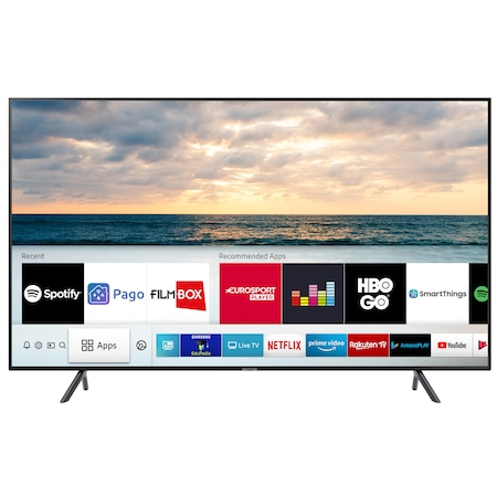 Televizor LED Smart Samsung, 108 cm, 43RU7102, 4K Ultra HD, Clasa A