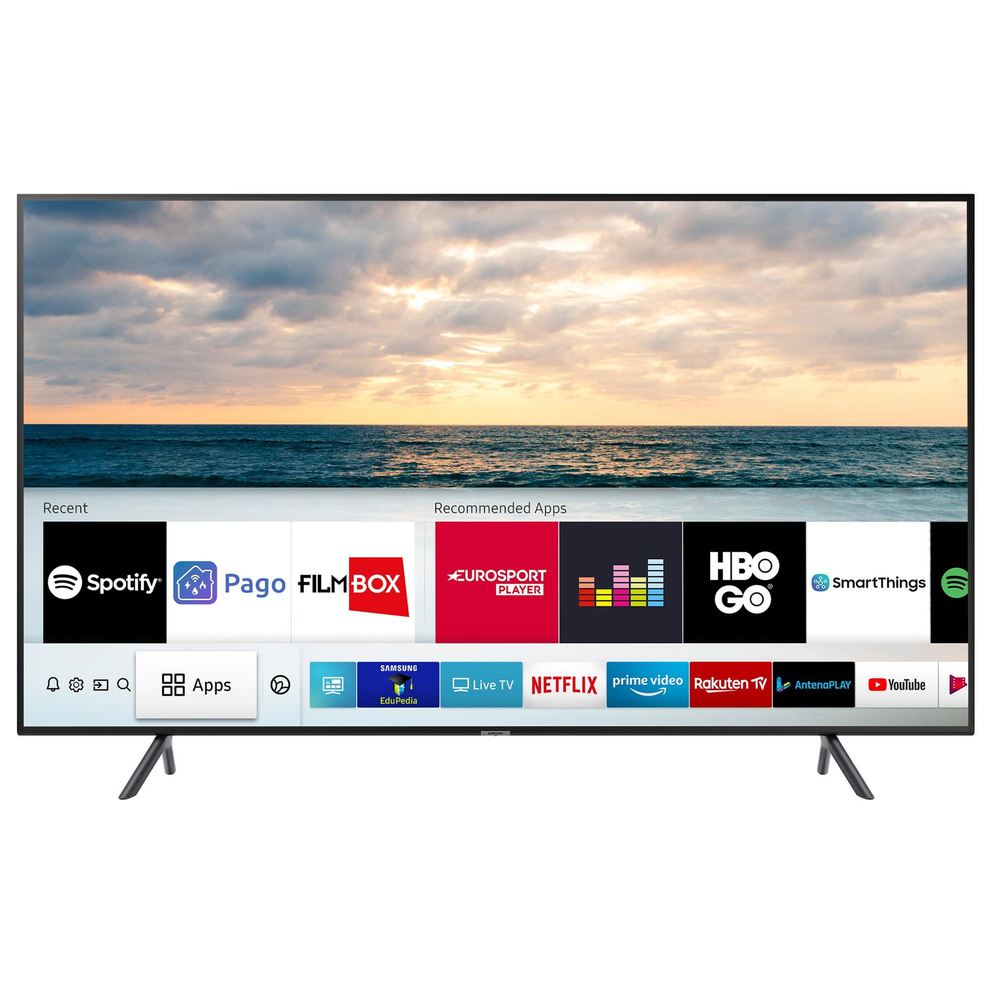 Fotografie Televizor LED Smart Samsung, 138 cm, 55RU7172, 4K Ultra HD, Clasa A