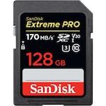 SanDisk Extreme Pro SDXC Kártya, 128GB, Class 10, UHS-I, 633X, 95 MB/s