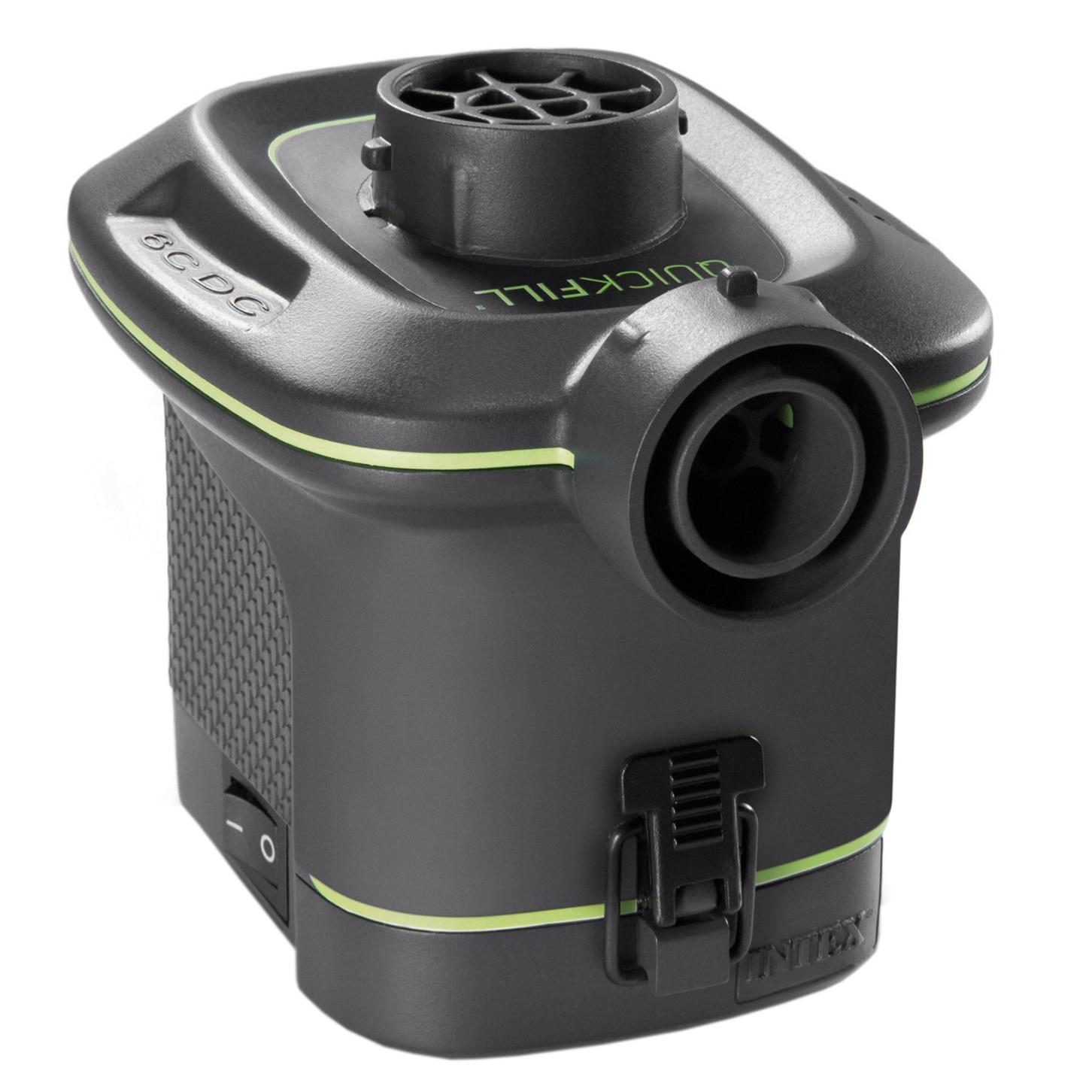 Fotografie Pompa electrica Intex Quick-Fill cu baterii